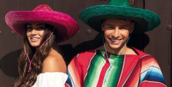 Fasnacht Mexiko