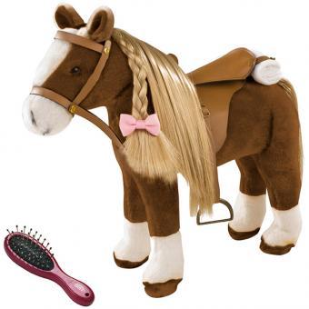 GÖTZ: Pferd braun 52cm: