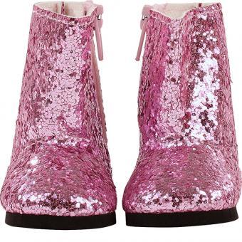 GÖTZ: Stiefel Glitter 42-50cm: