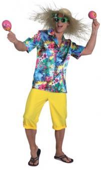 Hawaiihemd Herren:bunt