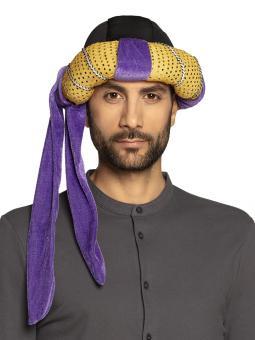 Turban Orient Sultan:gold