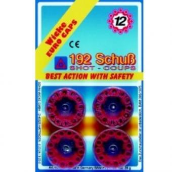 12-Schuss Kunststoff-Ring: