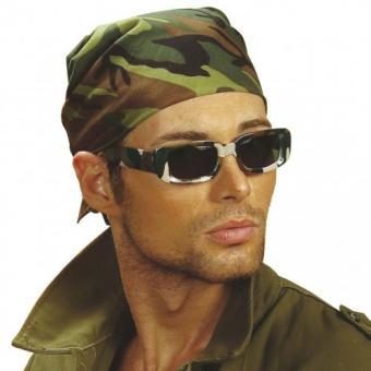Bandana Militär:camouflage