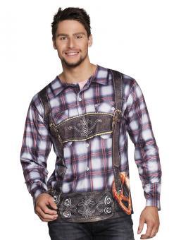 Oktoberfest Herren Shirt: Fotorealistisch: