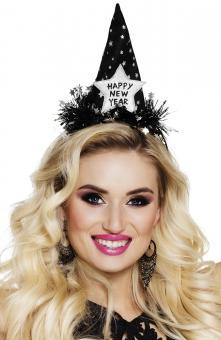 Tiara Starlet 'Happy New Year' :schwarz