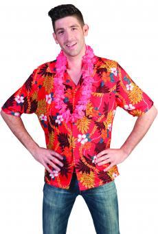 Hawaii Hemd Surf Herren:bunt 48/50