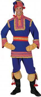 Lapland Eskimo Herren Kostüm:
