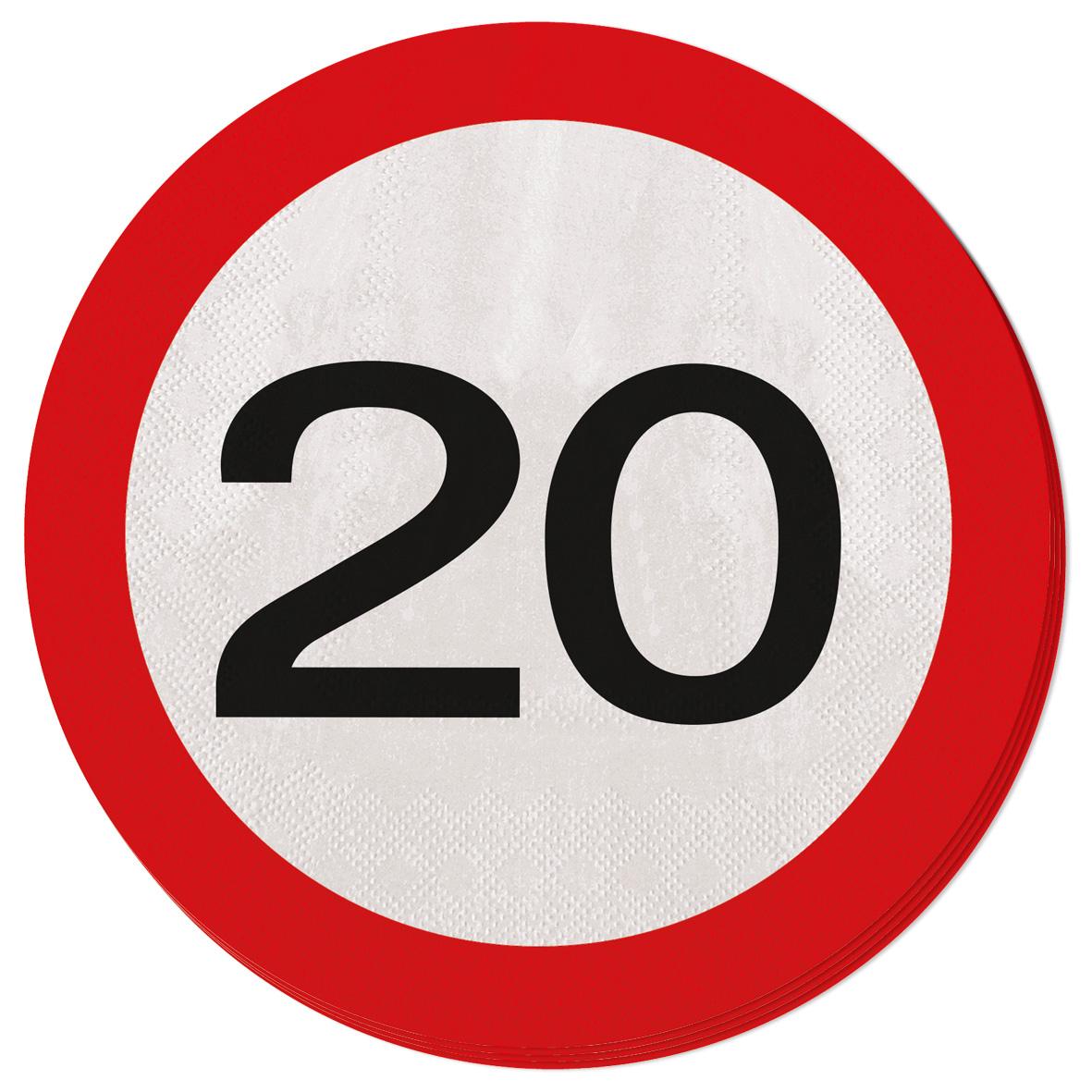 20 Geburtstag