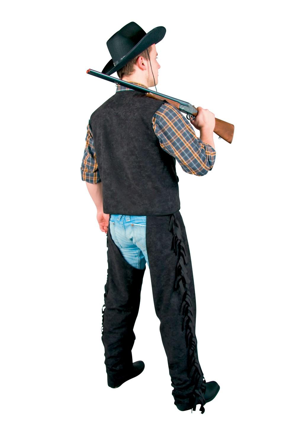 Größe Cowboychaps 52 oder 54