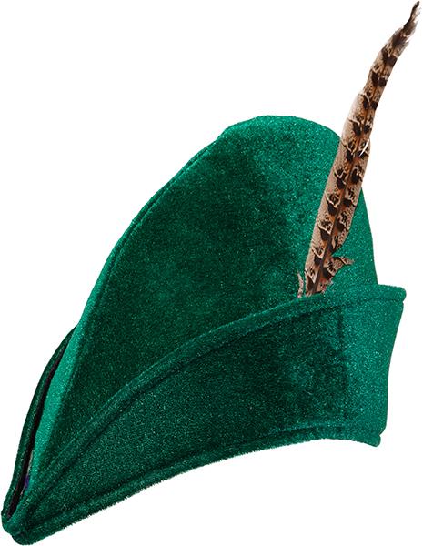 Hut Robin Hood Mit Feder Grun Schweizer Onlineshop Fur Party Und