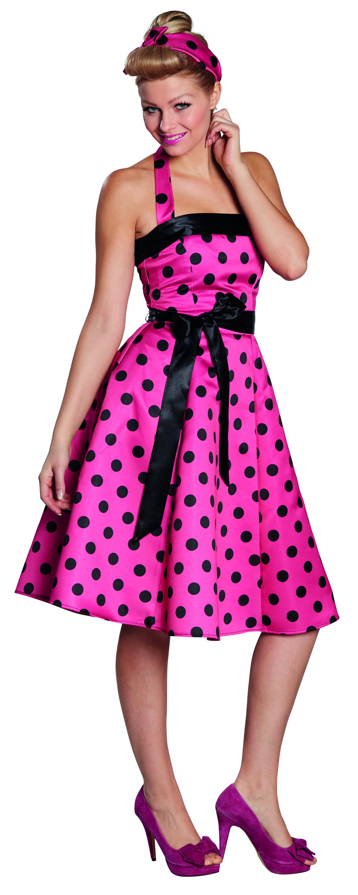 20er Jahre Kleid pink