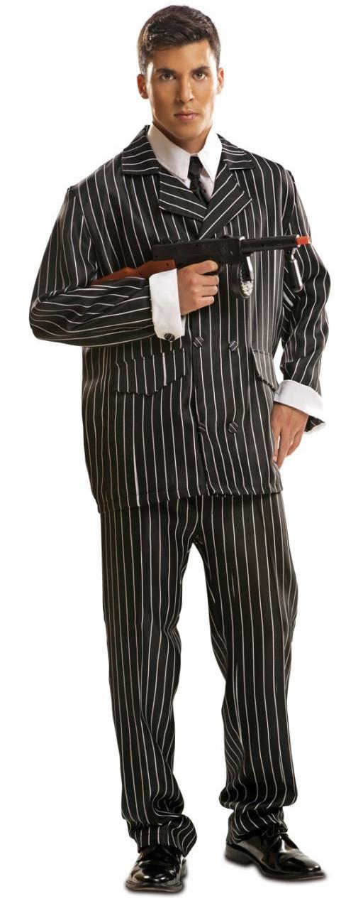 Gangster 20er Jahre Mafia Kostum Schwarz Schweizer Onlineshop Fur