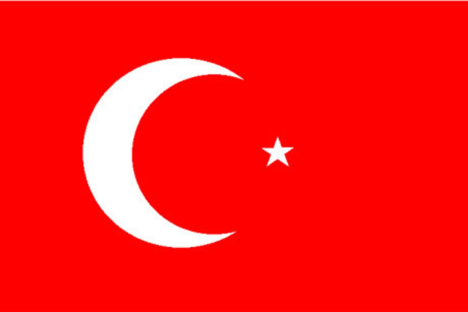 Türkisch Fahne