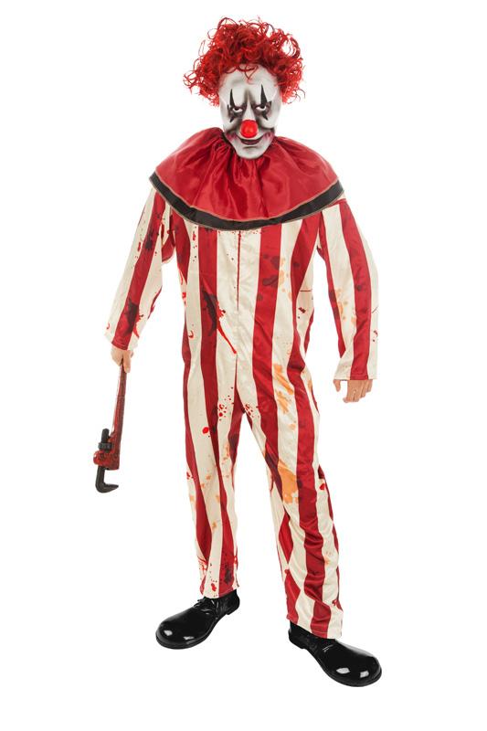 clown kostüm selber machen