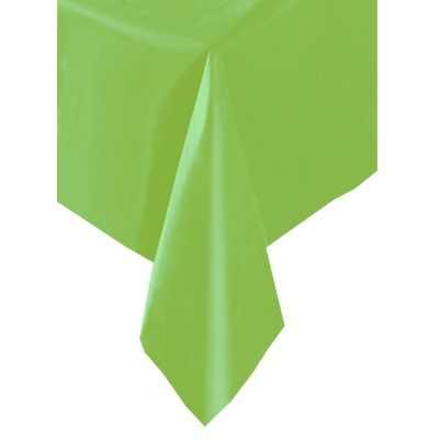 1 Folien-Tischdecke in mintgrün 1,37m x 2,74m