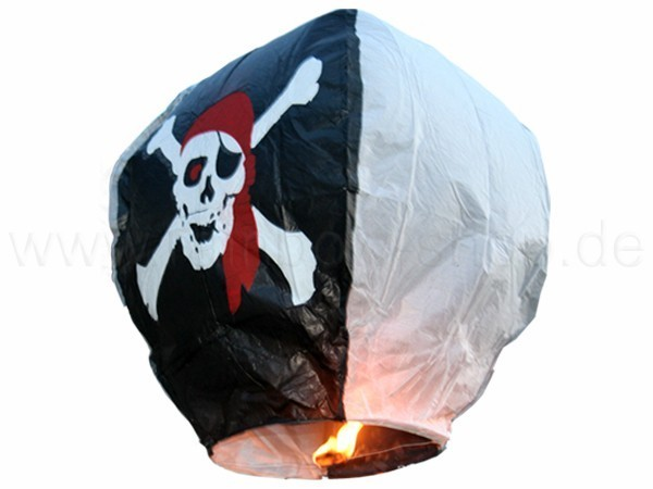 himmelslaterne skyballon pirat schweizer onlineshop. Black Bedroom Furniture Sets. Home Design Ideas