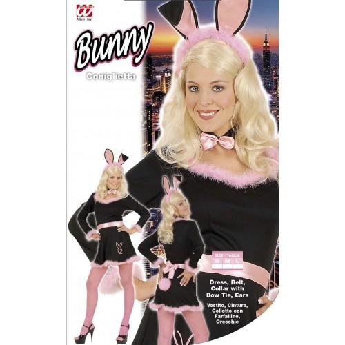 Bundmaß Berechnen : kost m bunny schwarz pink mit haarreif ohren schweizer onlineshop ~ Themetempest.com Abrechnung